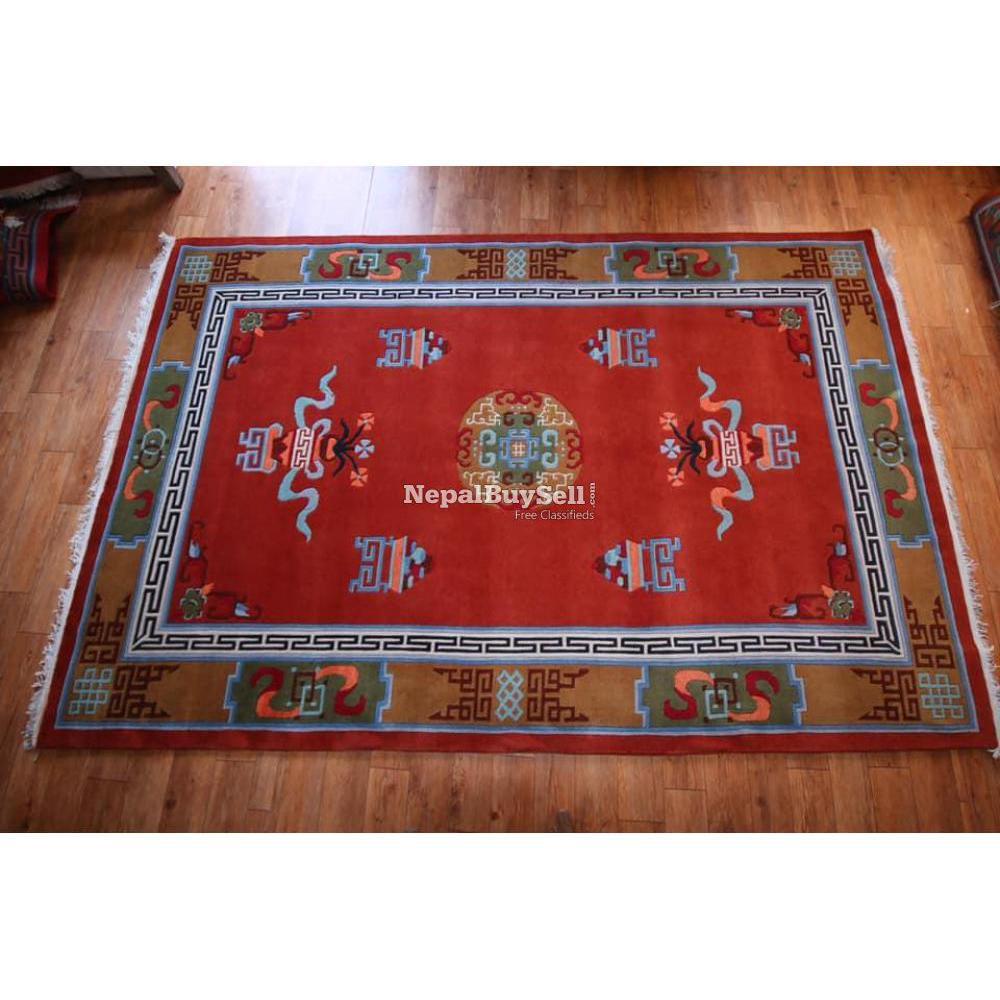 Nepali handmade carpet - 4/16