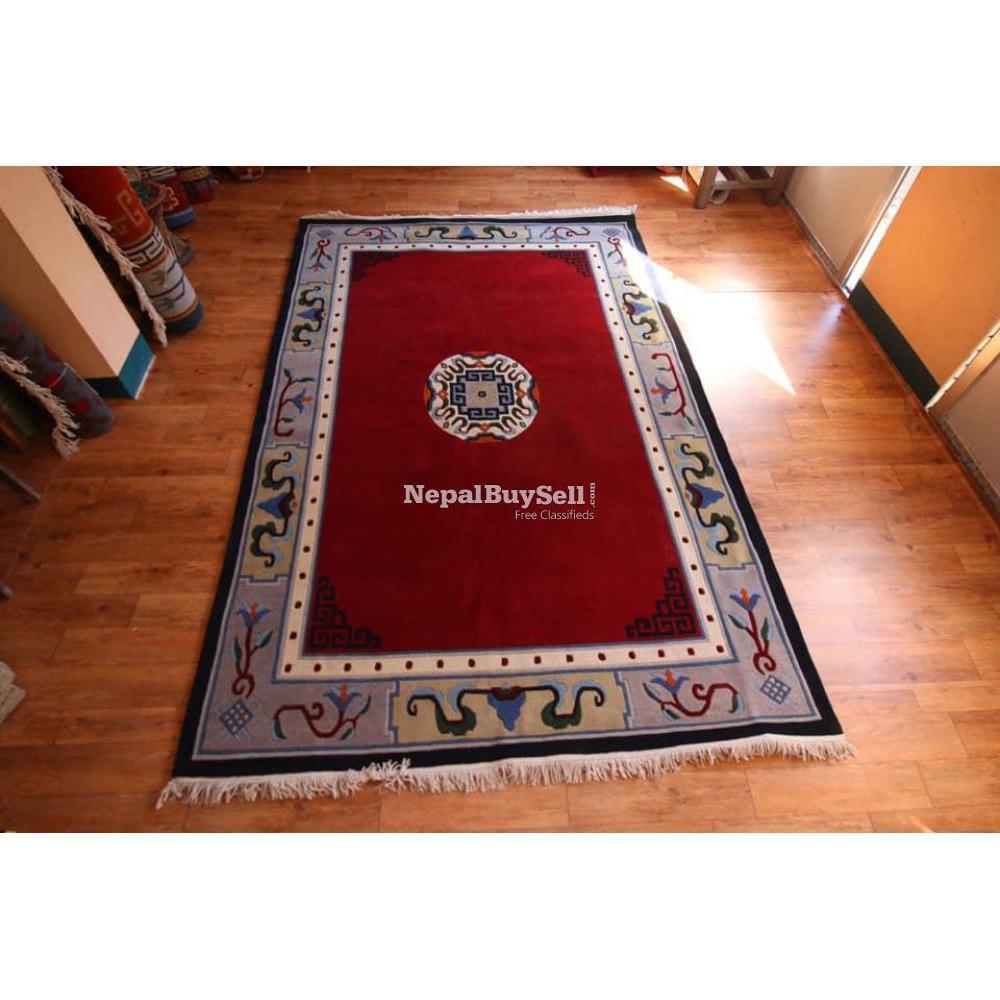 Nepali handmade carpet - 11/16