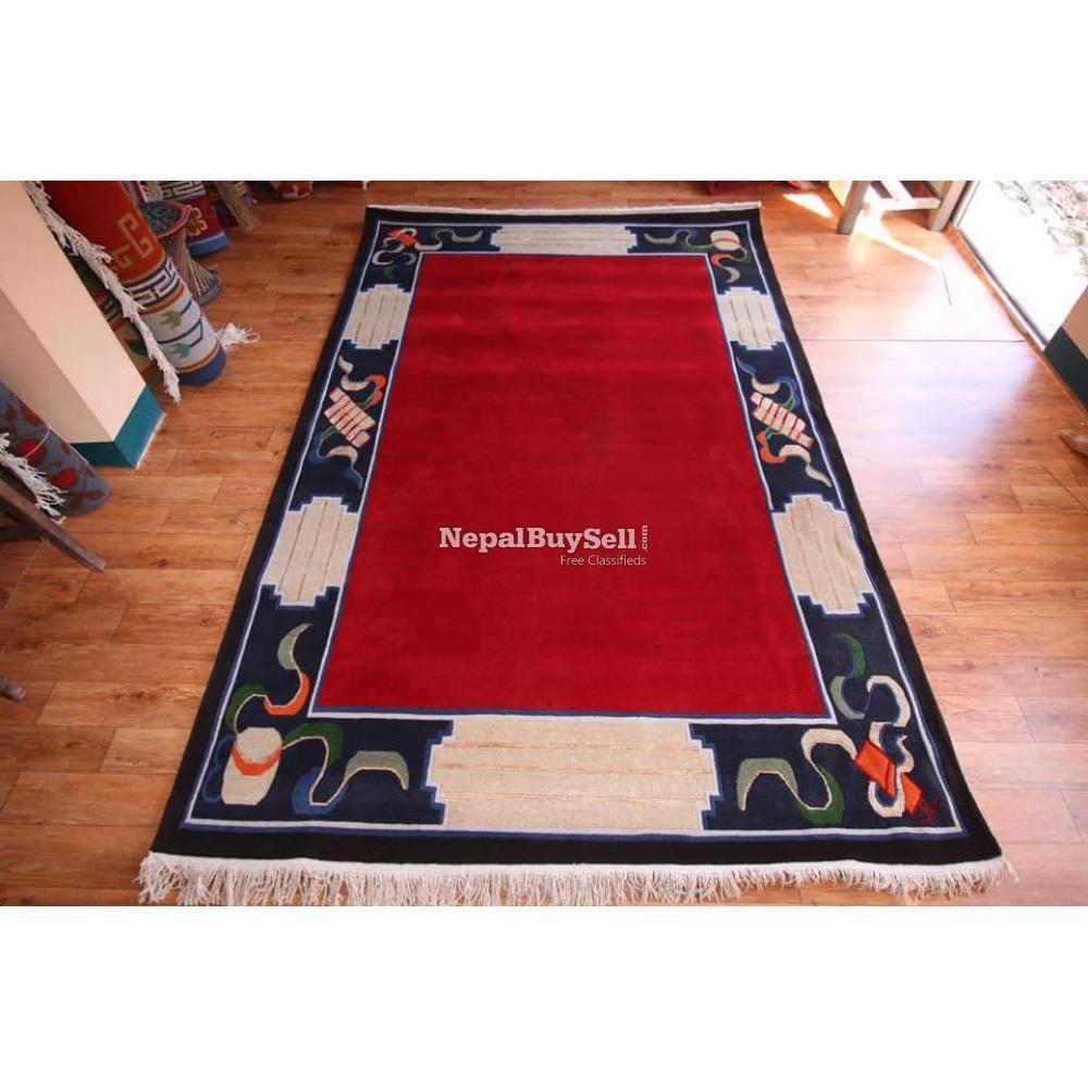 Nepali handmade carpet - 12/16