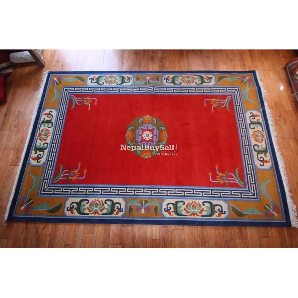 Nepali handmade carpet - 13/16