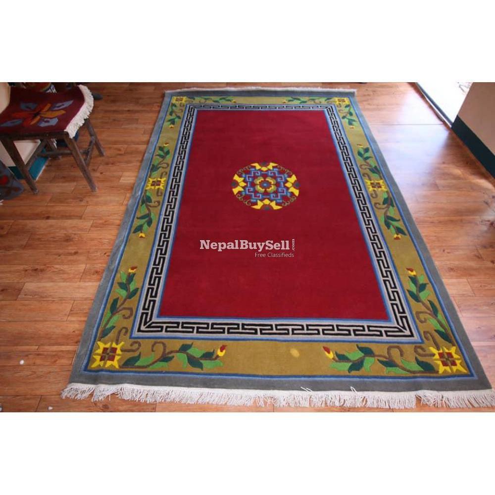 Nepali handmade carpet - 14/16