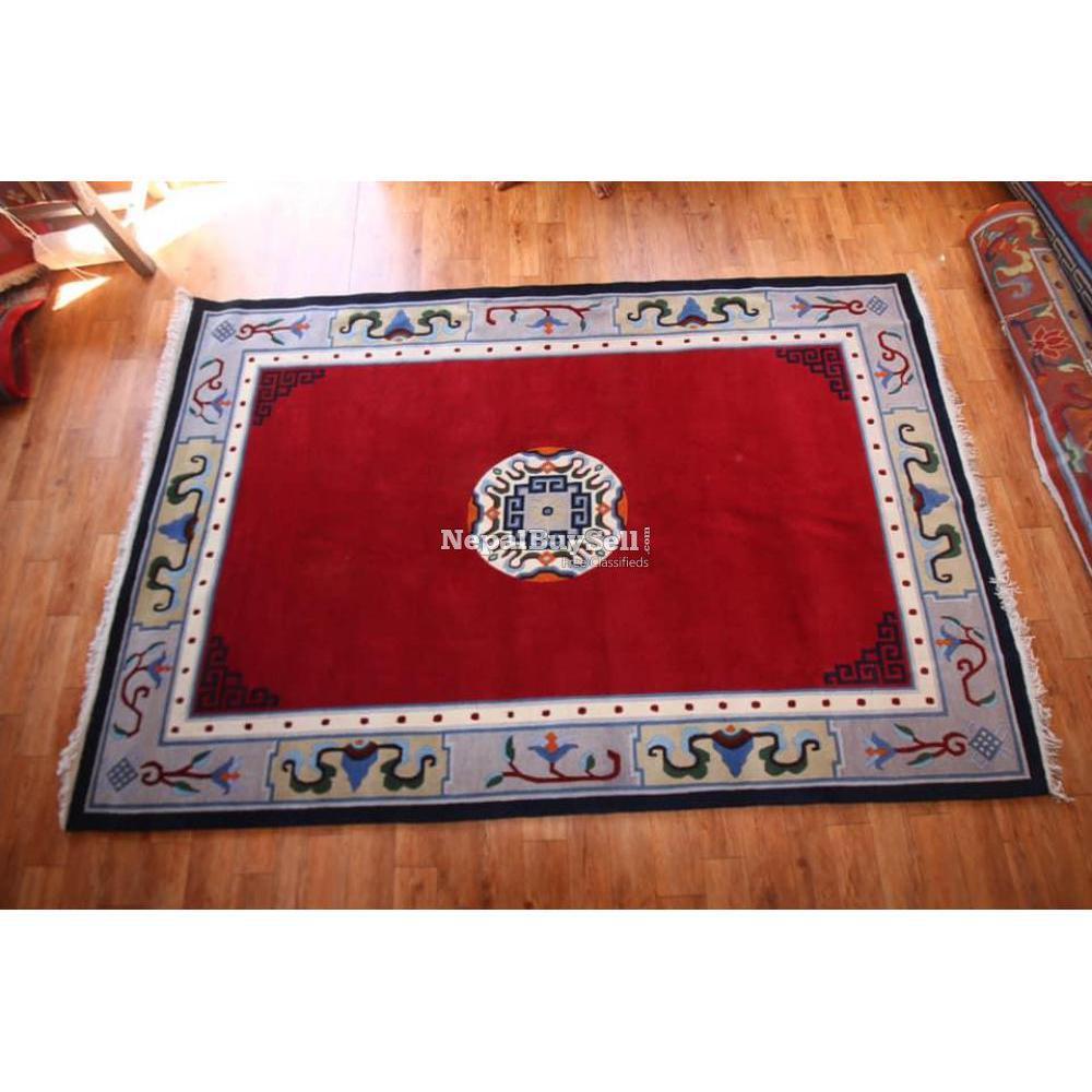 Nepali handmade carpet - 15/16