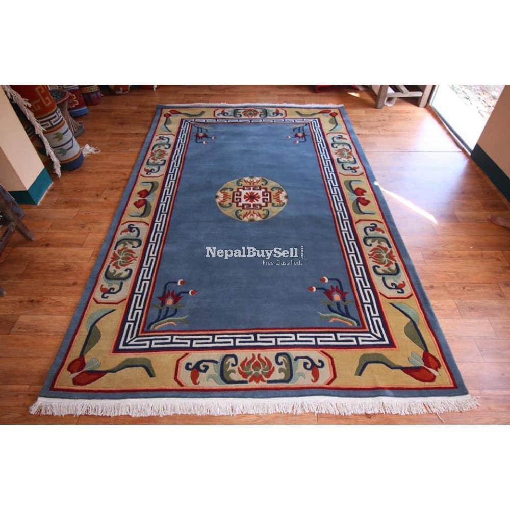 Nepali handmade carpet - 16/16