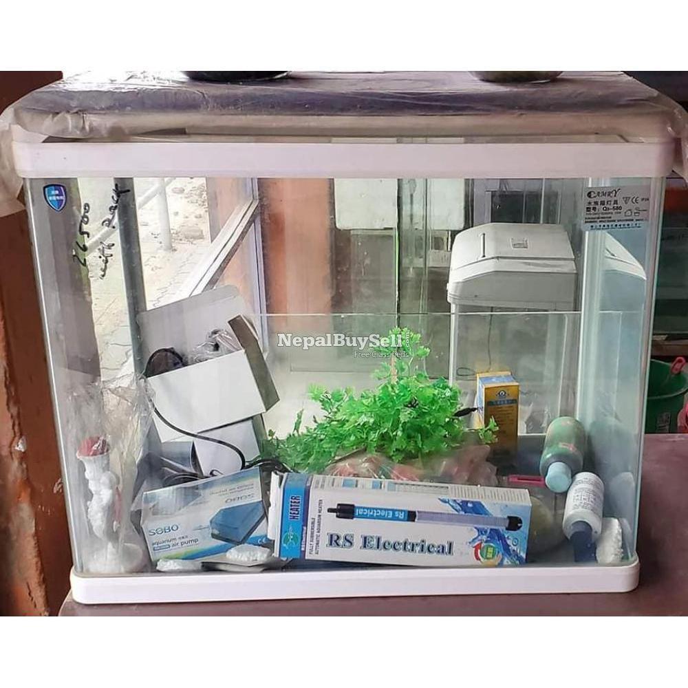 Camry High Quality Aquarium Q3-480 - 1/1