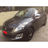 Suzuki swift 2015 vxi