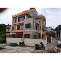 New house at Kalanki Chowk